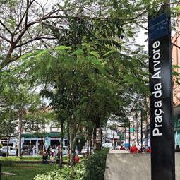 Chaveiro 24 horas na Praça da Árvore